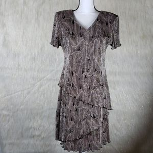Connected Petite Dress